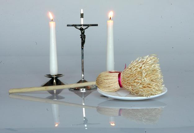 Kolęda, stół kolędowy
