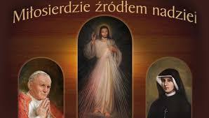 Przeczytaj... - - Święto Miłosierdzia Bożego ... w wierszach