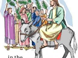 Palm Sunday Clip Art Free - Clip Art Library