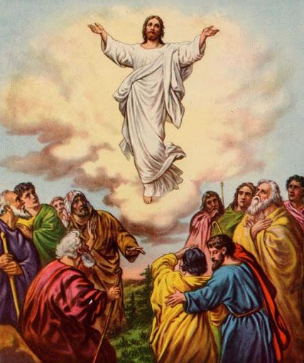 wniebowstąpienie pana jezusa - Parafia św. Jana Pawła II w ...